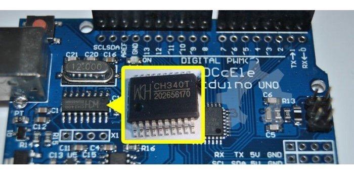 ch340chip