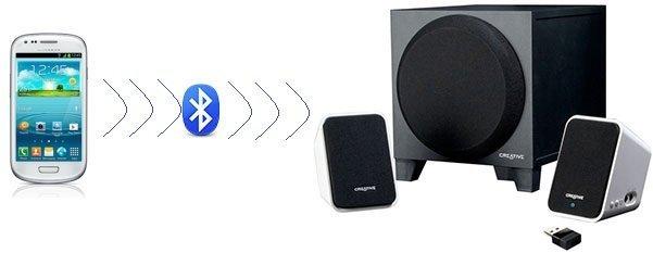 Bluetooth 5 bağlantı
