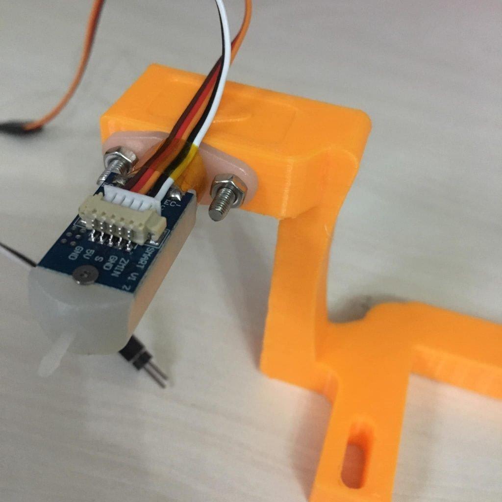 Anet A8 Üzerinde Marlin Firmware İle 3D Touch Sensor Kurulumu |