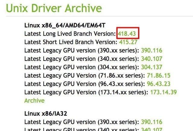 En Son Sürüm Nvidia Sürücüler HiveOS'a Nasıl Yüklenir? |